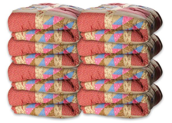 8 Mission Quilts
